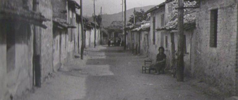 Vecchie foto di Pucetta a Avezano